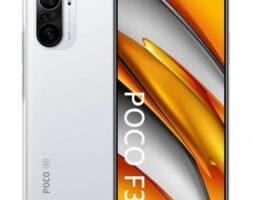 XIAOMI POCOPHONE F3 5G 6/128GB BLANCO ÁRTICO LIBRE